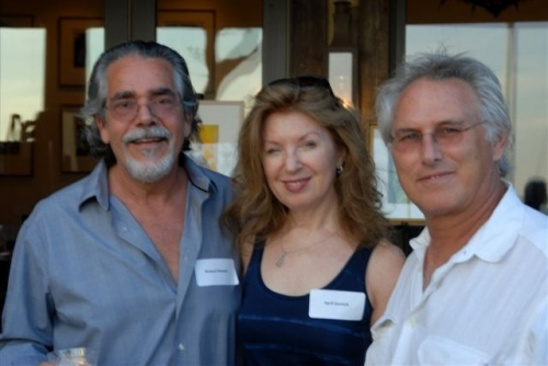 Richard Demato, April Gornik, Eric Fischl