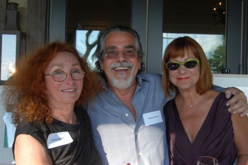 Harriet Sawyer, Richard Demato, Denise Adams