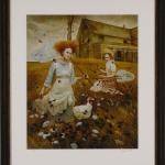 Sojourn shown in frame