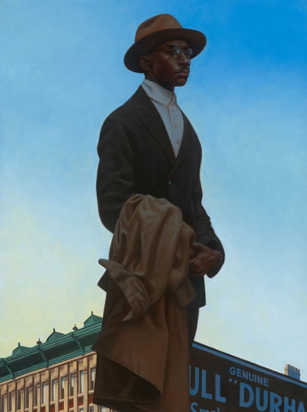 Kadir-Nelson-Sunday-Morning-40-x-30-oil-on-panel-
