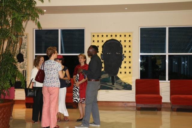 ART:Jamaica e.g. (Photo Credit: www.artjamaica.blogspot.com)