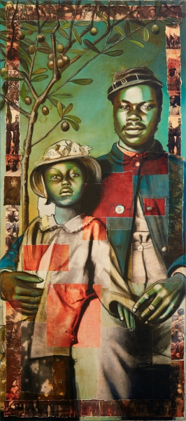 Charlotta-Janssen_Buffalo-Soldier-and-Child